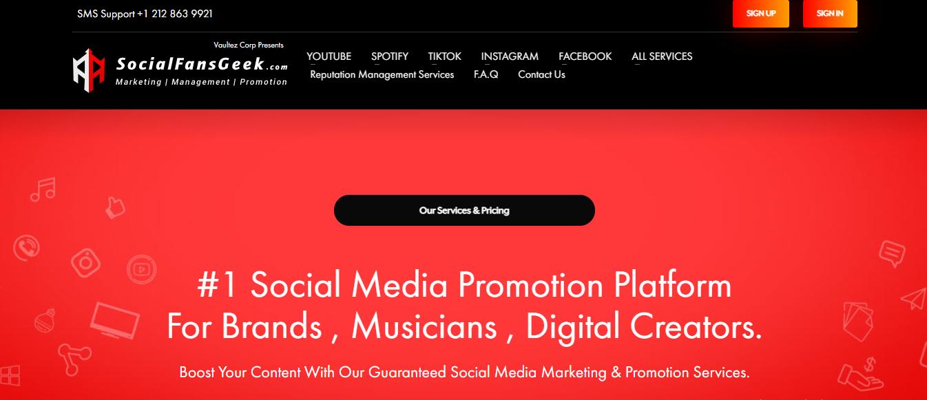 Best Way To Buy Spotify Stream And Plays: SocialFansGeek